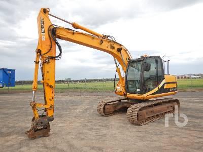 2007 JCB JS130LC Hydraulic Excavator