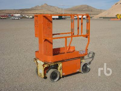 2010 JLG 1230ES Electric Material Lift