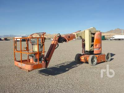 2007 JLG E300AJP Electric Articulated Boom Lift