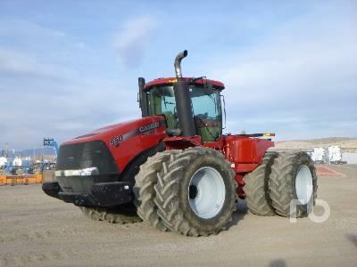 2011 CASE IH STEIGER 550S Scraper Tractor 4WD Tractor