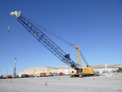 2008 MANITOWOC 999 Crawler Crane