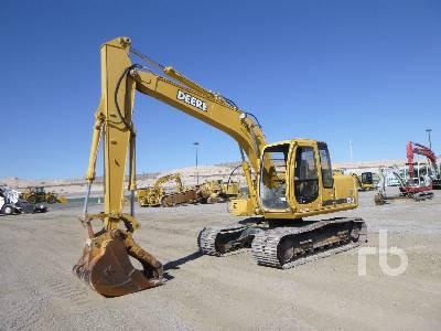 1998 JOHN DEERE 120 Hydraulic Excavator