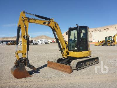 2016 CATERPILLAR 305.5E2CR Mini Excavator (1 - 4.9 Tons)