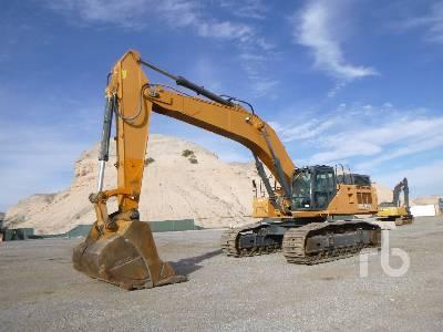 2012 CASE CX700B VG Hydraulic Excavator
