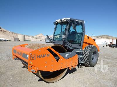2019 HAMM H11I Vibratory Roller