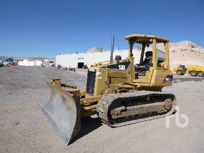 2006 CATERPILLAR D5G XL Crawler Tractor