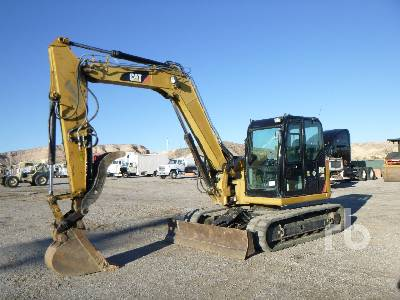 2013 CATERPILLAR 308E2 CR SB Midi Excavator (5 - 9.9 Tons)