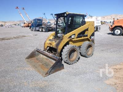 2007 CAT 236B Skid Steer Loader