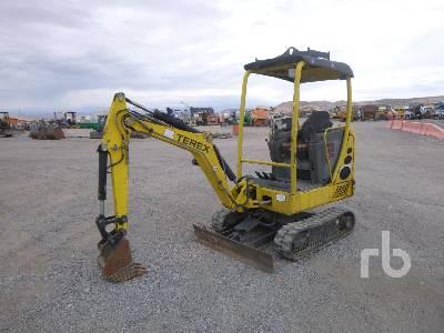 2006 TEREX HR1.6 Mini Excavator (1 - 4.9 Tons)