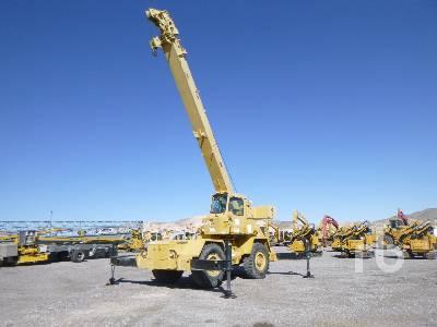 1982 GROVE RT518 18 Ton 4x4x4 Rough Terrain Crane