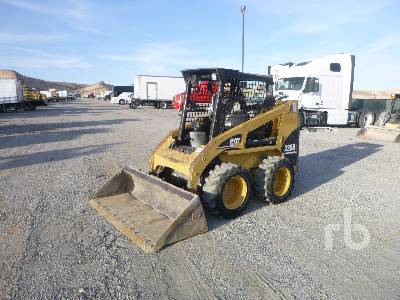 2004 CATERPILLAR 226B Skid Steer Loader