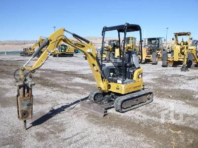2016 CATERPILLAR 301.7DCR CR Mini Excavator (1 - 4.9 Tons)