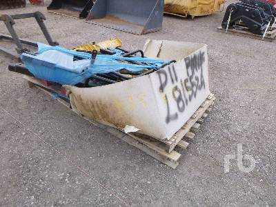 Catwalk and Handrails Crawler Tractor Attachment - Other