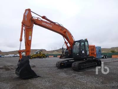 2017 HITACHI ZX225USR-6 Hydraulic Excavator
