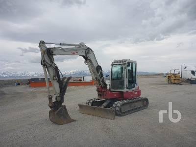 2012 TAKEUCHI TB180FRC Midi Excavator (5 - 9.9 Tons)