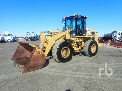 2006 CATERPILLAR 938G Series II Wheel Loader
