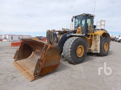 2011 JOHN DEERE 844K Wheel Loader
