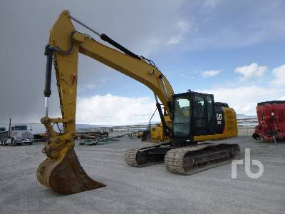 2015 CATERPILLAR 323FL Hydraulic Excavator