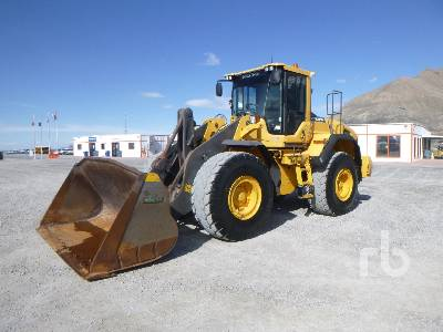 2013 VOLVO L110G Wheel Loader