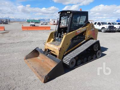2007 ASV SR80 High Flow Multi Terrain Loader