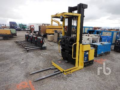 HYSTER R30XMS Stand Up Electric Forklift