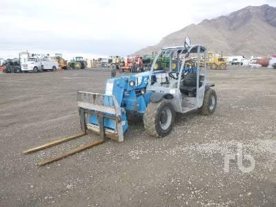 2008 GENIE GTH5519 5500 Lb 4x4x4 Telescopic Forklift