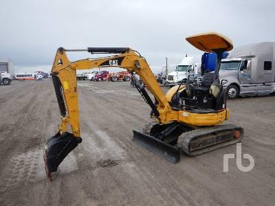 2002 CATERPILLAR 303CR Mini Excavator (1 - 4.9 Tons)
