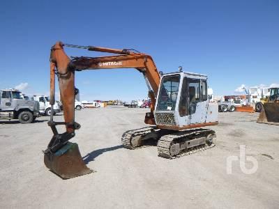 HITACHI EX60 Midi Excavator (5 - 9.9 Tons)
