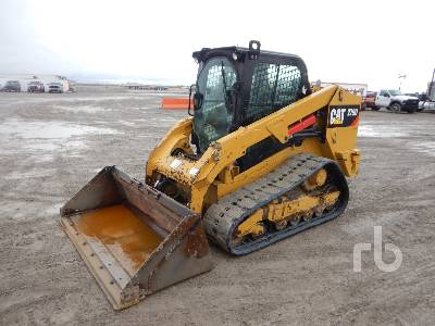 2016 CATERPILLAR 279D 2 Spd Compact Track Loader