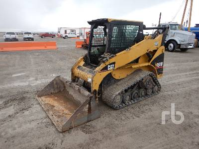 2006 CATERPILLAR 257B Multi Terrain Loader