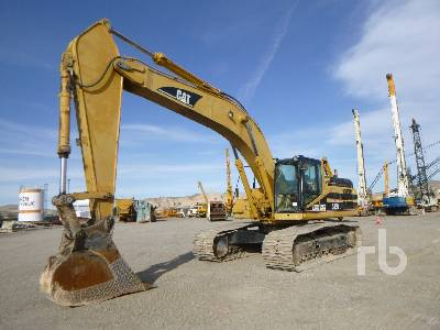 2005 CATERPILLAR 345B Series II Hydraulic Excavator