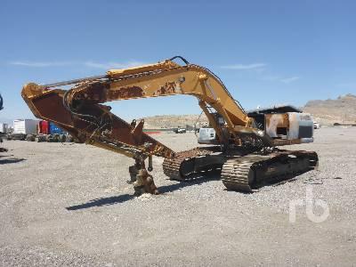 2008 CASE CX210B Hydraulic Excavator