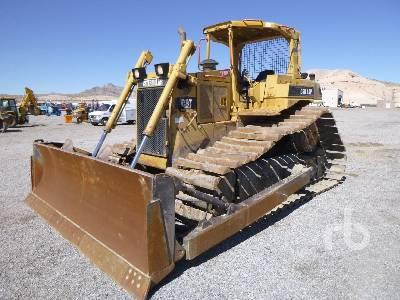 1991 CATERPILLAR D6H LGP Crawler Tractor