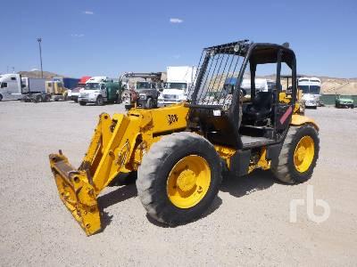 1998 JCB 530 6000 Lb 4x4x4 Telescopic Forklift