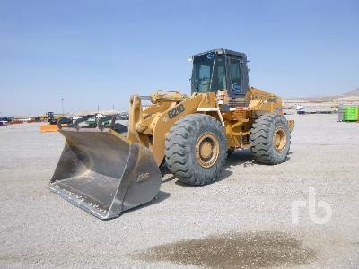 1999 CASE 821B Wheel Loader