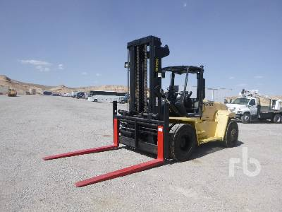 2007 HYSTER H360HD 24300 Lb Forklift