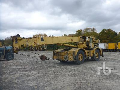 1978 GROVE RT65S Parts Only Rough Terrain Crane Parts/Stationary Construction-Other