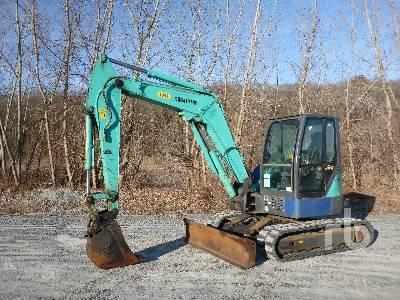 2014 IHI 80VX3 Mini Excavator (1 - 4.9 Tons)