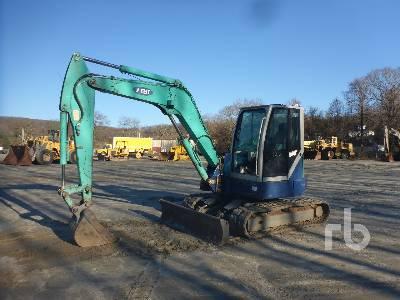 2008 IHI 80NX Midi Excavator (5 - 9.9 Tons)