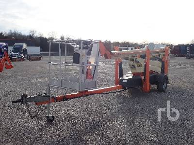 2016 JLG T500J Electric Tow Behind Articulated Boom Lift
