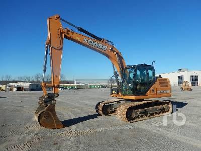 2016 CASE CX160D LC Hydraulic Excavator