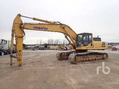 2011 KOMATSU PC450LC-8 Hydraulic Excavator
