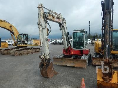 2011 TAKEUCHI TB180FR Midi Excavator (5 - 9.9 Tons)