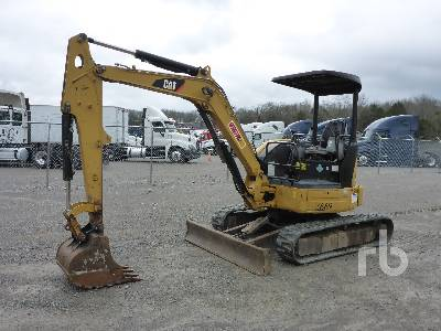 2010 CATERPILLAR 303.5CCR Mini Excavator (1 - 4.9 Tons)