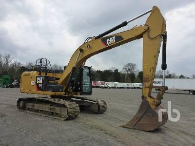 2012 CATERPILLAR 324EL Hydraulic Excavator