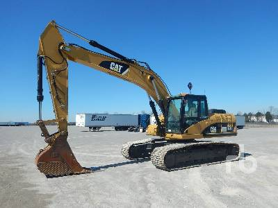2008 CATERPILLAR 324DL Hydraulic Excavator