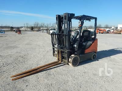 2014 DOOSAN GC25E5 Forklift