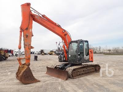 2013 HITACHI ZX135US-3 Hydraulic Excavator