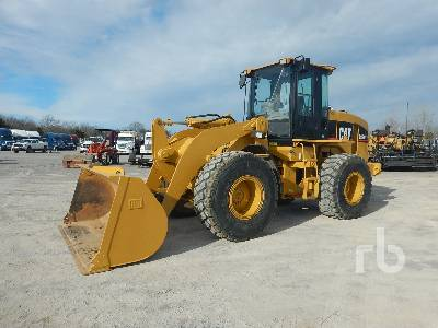 2005 CATERPILLAR 928G Wheel Loader