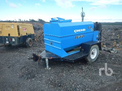 KINCAID AGIGATOR 550 Portable Hydro Seeder